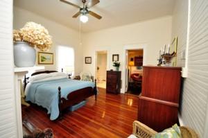 Sullivan's Island Bedroom