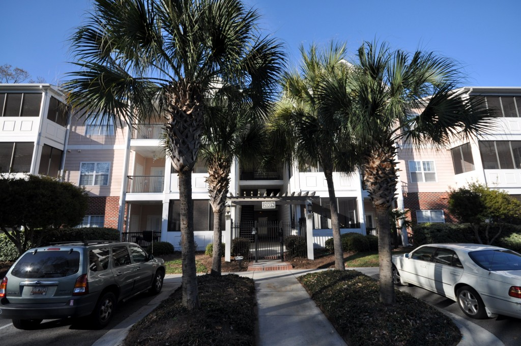 Exterior of 1025 Riverland Woods Place #205