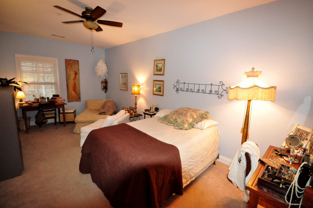 Master Bedroom at 1025 Riverland Woods Place #205