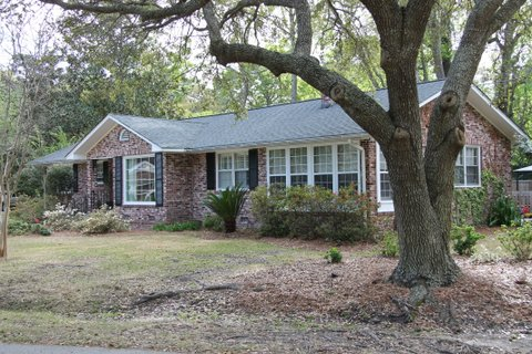 Front of the Home at 455 Lydia Drive Charleston, SC 29412