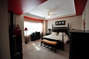 Master bedroom at 120 Westoe Street, Summerville, SC