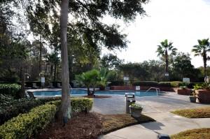 The Peninsula Pool in Charleston, SC