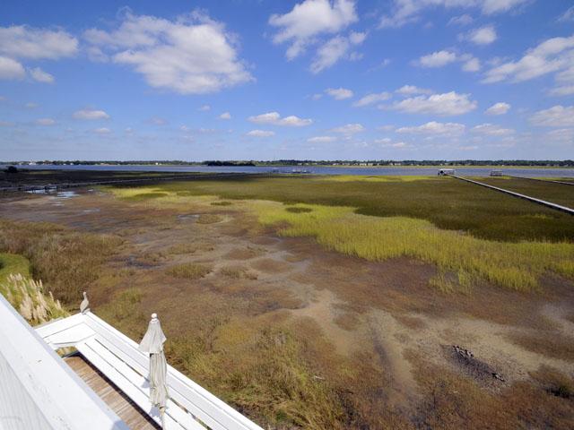 Marsh views on Headquarters Island