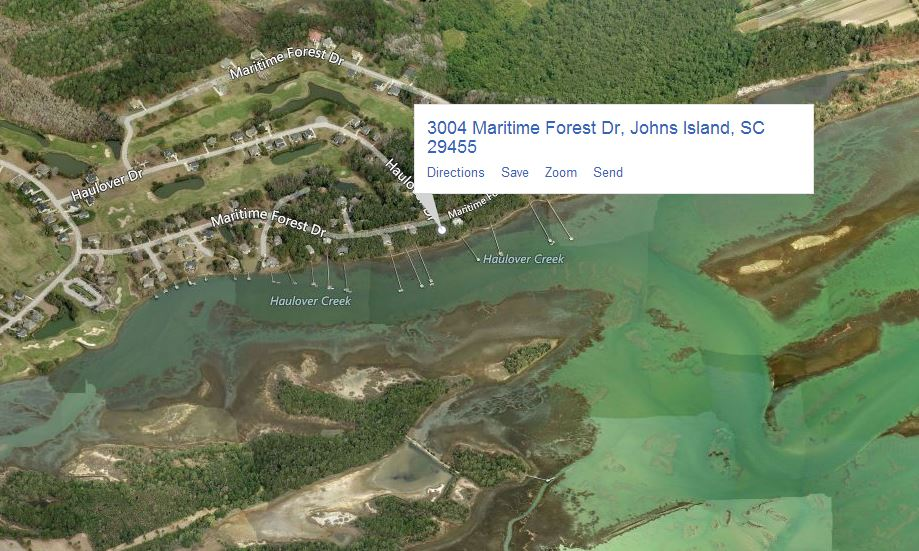 3004 Maritime Forest Drive, Johns Island, SC 29455