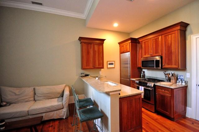Kitchen at 85 Cumberland