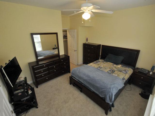 Bedroom at 3614 Conch Way