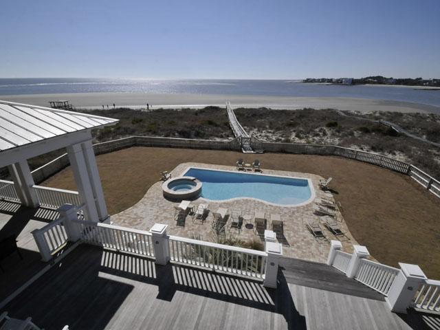 Ocean views at 106 Ocean Boulevard