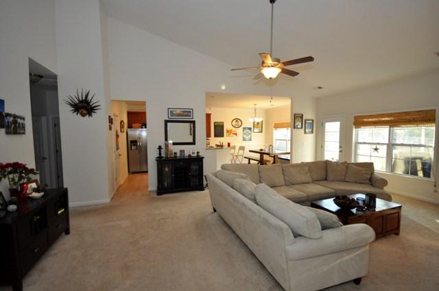 Living room & kitchen at 2057 Terrabrook