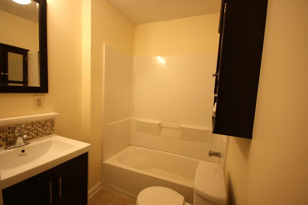 Renovated bath at 1549 Grimball Road