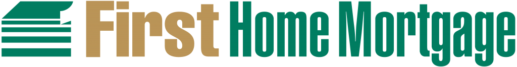 First Home Mortgage Logo (color) with Transparent Background