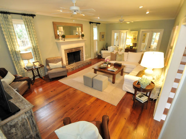 610 Hobcaw Bluff family room