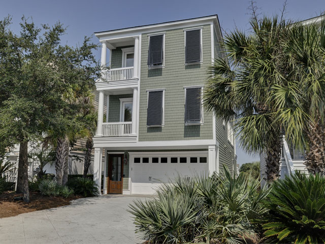 25 Ocean Point in Wild Dunes on Isle of Palms, SC